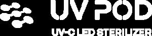 UVPod UV-C Light Sterilizer Logo