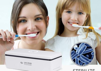 Sterilize Tooth Brushes