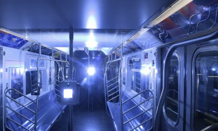 UV Light to Zap Corona Virus on Subways and Buses