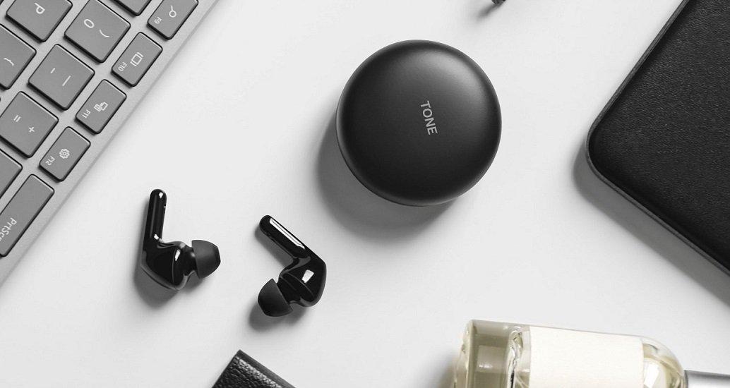 LG Uses UVC to Sanitize Earphone