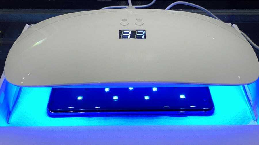 UV Light to Fight Germs