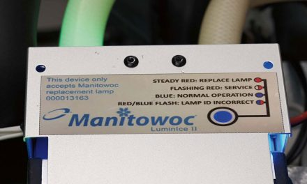 Manitowoc's LuminIce II Defends Ice Machines Against Viruses