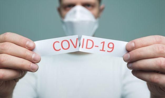 COVID-19 Update: Antibodies Decrease, UV Light Fights Virus