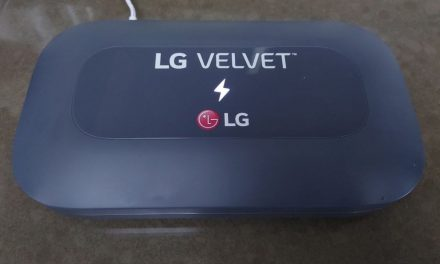 LG has UV Phone Sanitizer Box, However, It Isn't For Sale