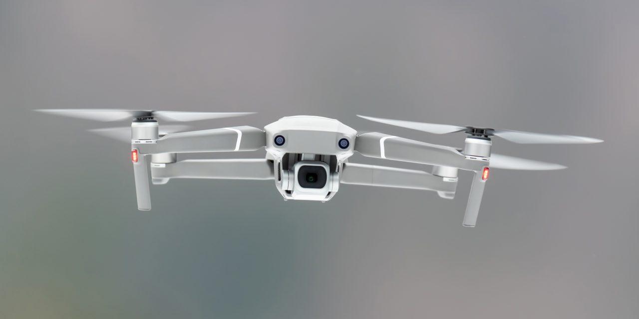 UVC Drone VS Covid19