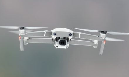 Researchers Create UV Light-Emitting Drone to Fight COVID-19 from Above
