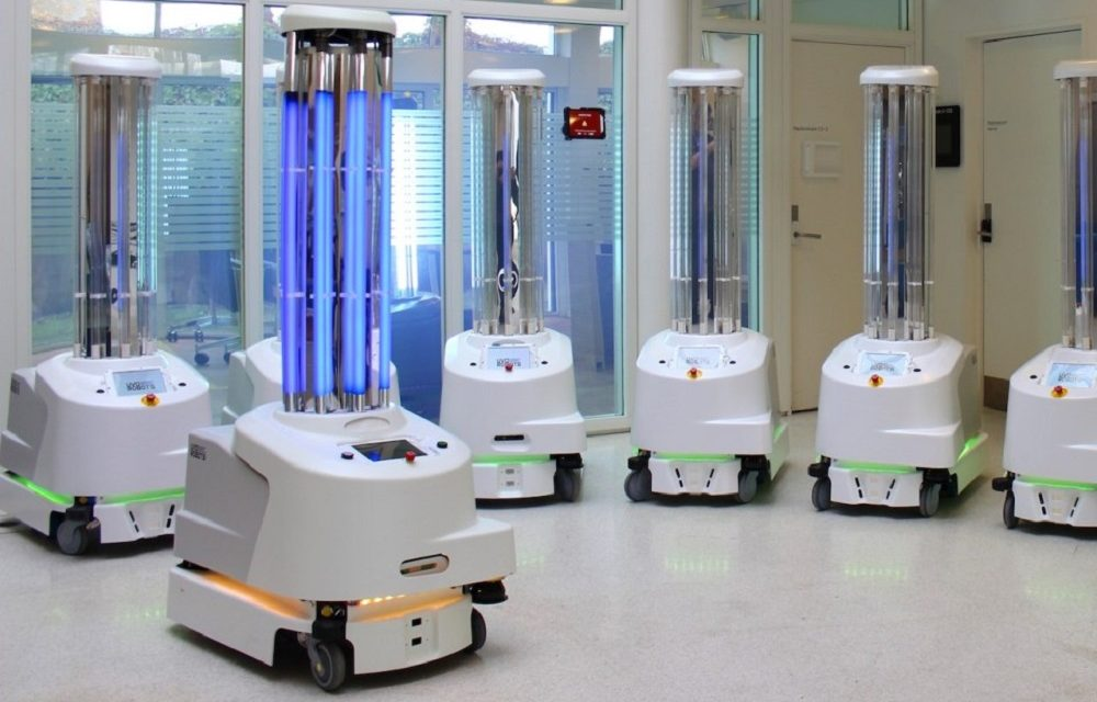Additional Disinfecting Robots Come to Market