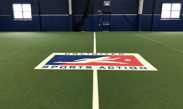 Unlimited Sports Action uses PlayOn Athletic Cleaning System