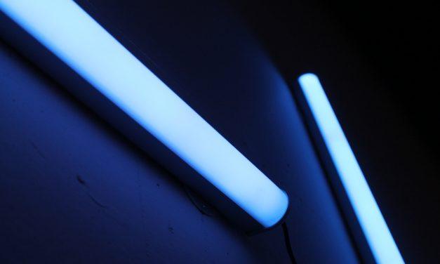 UV Light Kills 99.9% of Airborne Corona-viruses