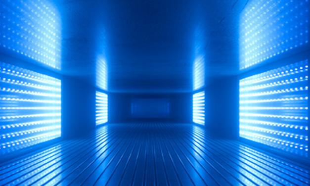 UV-C LED Framework For Air Cleansing
