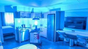 uv light disinfection robots