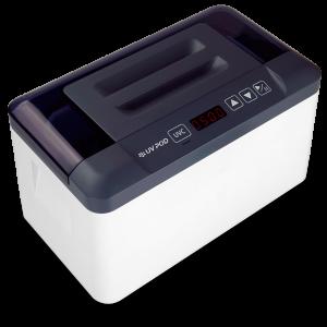 ultrasonic and uv-c sterilizer