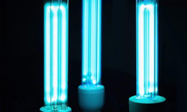 Could An Old Tool, UV Light, Help Kill Airborne Coronavirus?